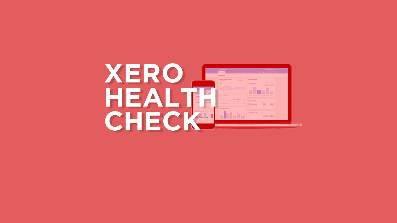 Xero Health Check